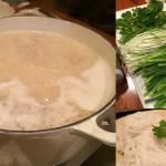 米焼酎鶏鍋